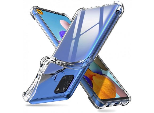 Coque Samsung Galaxy A21S Clear Shock