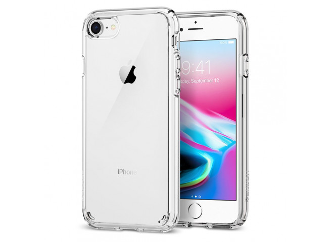 Coque iPhone 6/6S/7/8 No Shock Defense-Clear