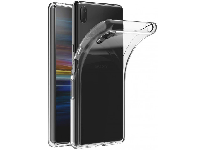 Coque Sony Xperia L3 Clear Flex