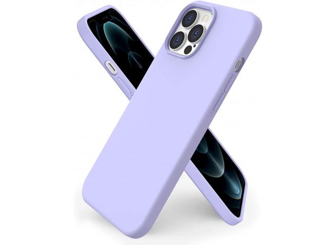 Coque iPhone 12 Mini Lila Matte Flex