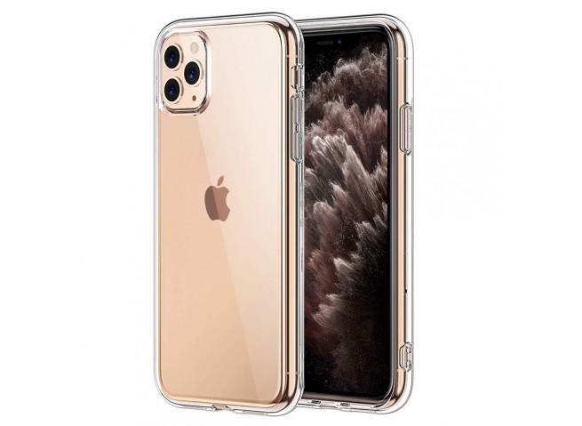 Coque iPhone 11 Pro Max No Shock Defense-Clear