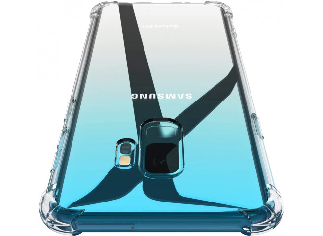 Coque Samsung Galaxy S9 Clear Shock