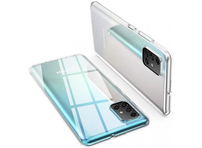 Coque Samsung Galaxy A71 Clear Hybrid