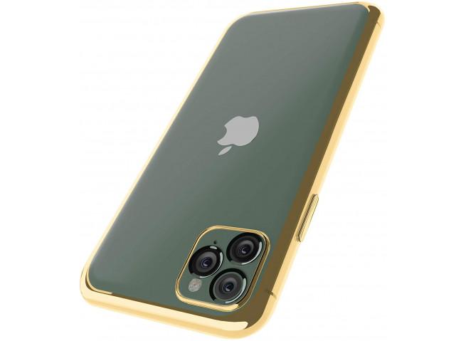 Coque iPhone 11 Pro Gold Flex