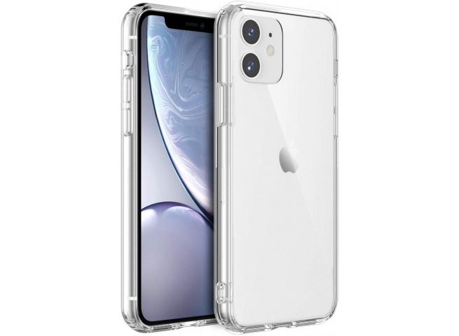 Coque iPhone 11 Clear Hybrid