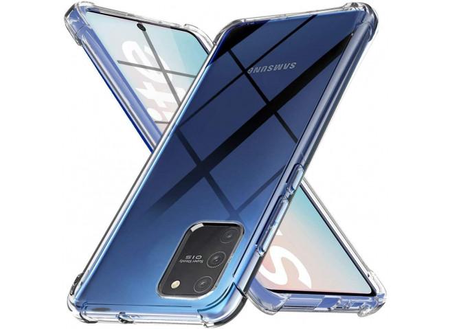 Coque Samsung Galaxy S10 Lite/A91 Clear Shock