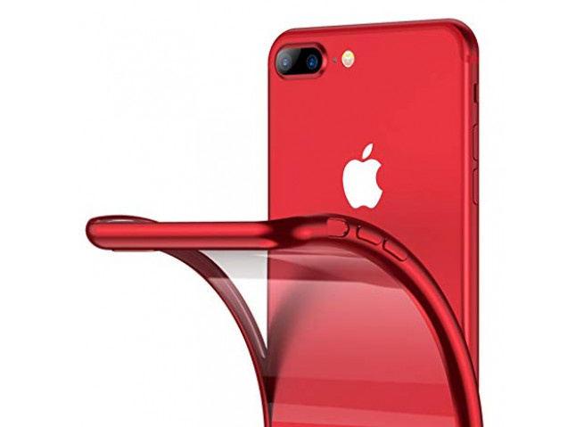 Coque iPhone 7/8 Red Flex