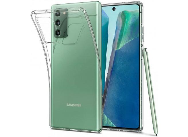 Coque Samsung Galaxy Note 20 Clear Hybrid