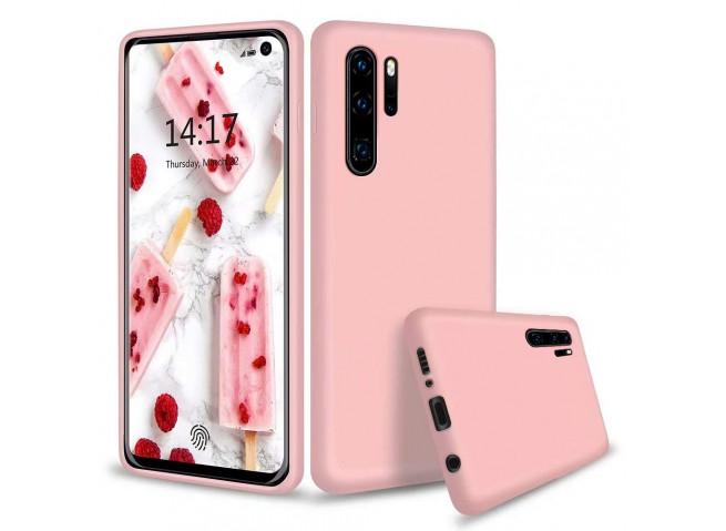 Coque Huawei P30 Pro Light Pink Matte Flex