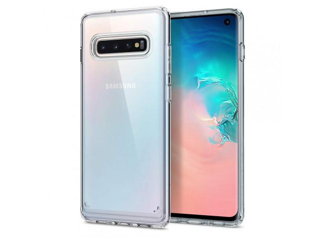 Coque Samsung Galaxy S10 No Shock Defense-Clear