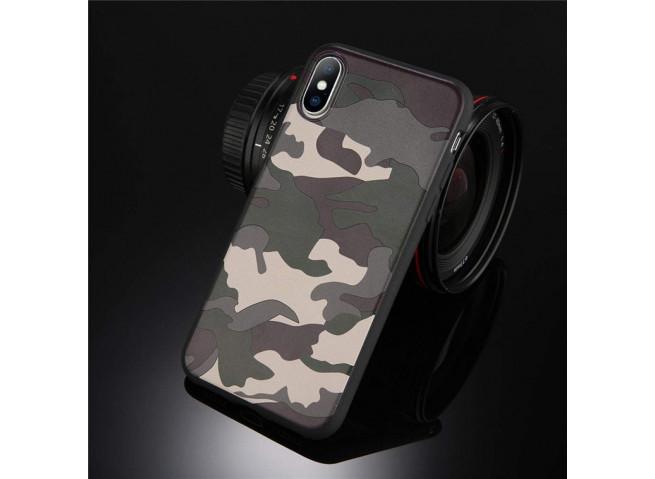 Coque iPhone X/XS Camo