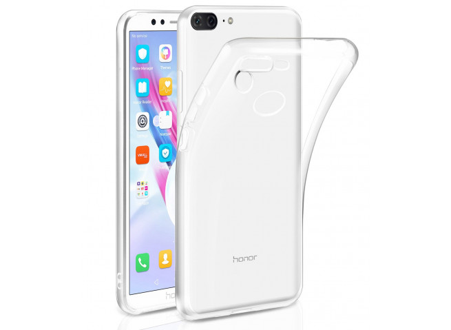 Coque Honor 9 Lite Clear Hybrid