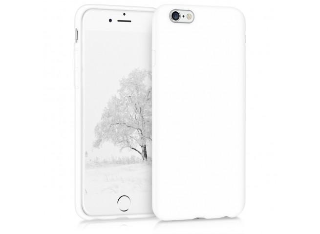 Coque iPhone 7 / iPhone 8/SE 2020 White Matte Flex