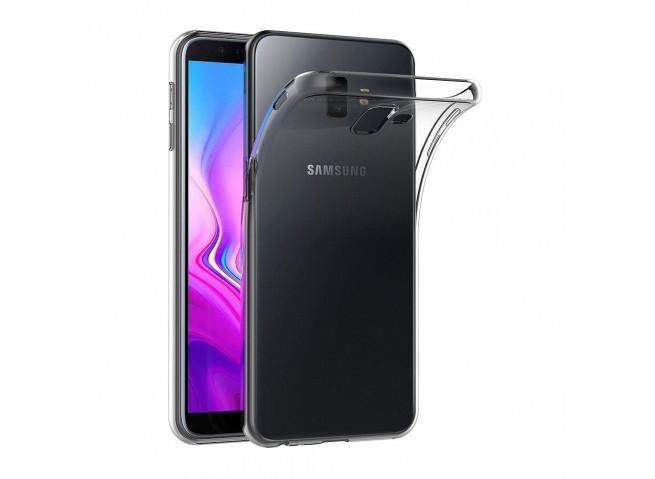 Coque Samsung Galaxy J6 Plus Clear Hybrid