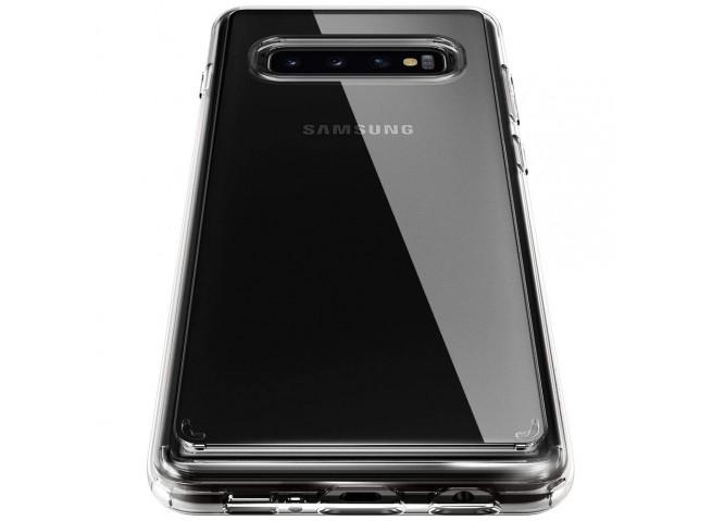 Coque Samsung Galaxy S10 Clear Hybrid