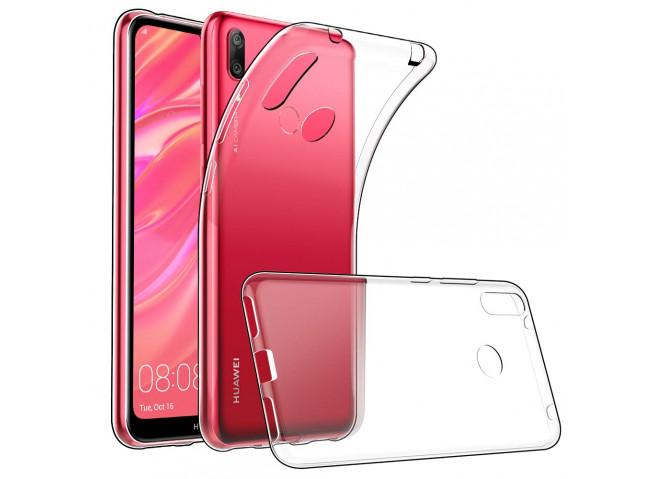 Coque Huawei Y7 2019 Clear Hybrid
