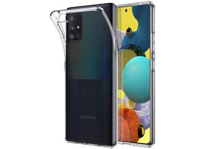 Coque Samsung Galaxy A51 5G Clear Hybrid