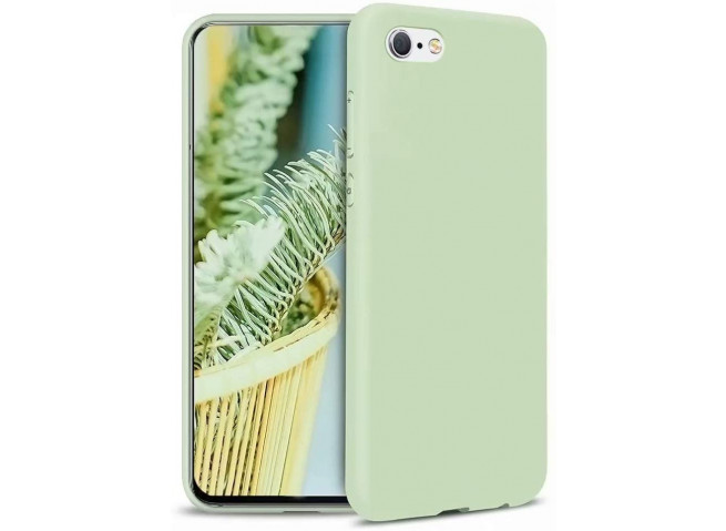 Coque iPhone 7 / iPhone 8/ SE 2020 Matcha Green Matte Flex