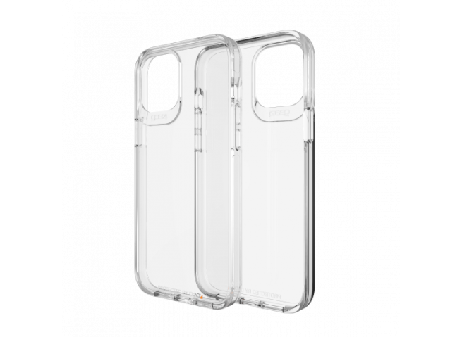 Coque iPhone 12/12 Pro GEAR4 D30 Crystal Palace (anti-choc)