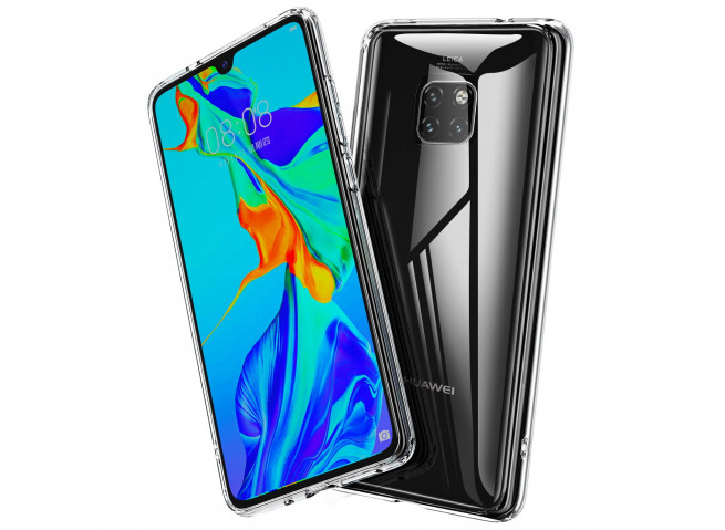 Coque Huawei Mate 20 Pro Clear Hybrid