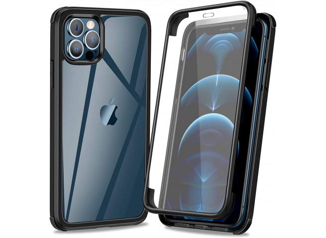 Coque iPhone 12/12 Pro Intégrale en Verre Trempé