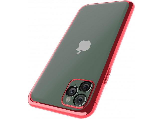 Coque iPhone 11 Pro Max Red Flex