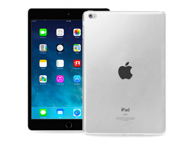 Coque iPad Air 2 Clear Flex