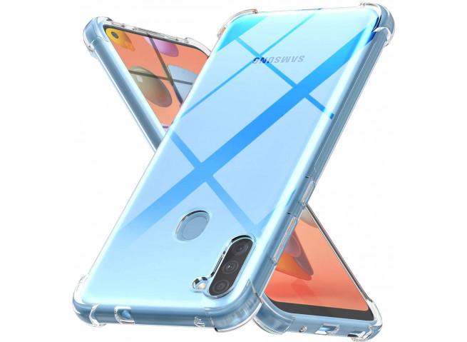 Coque Samsung Galaxy A11 Clear Shock