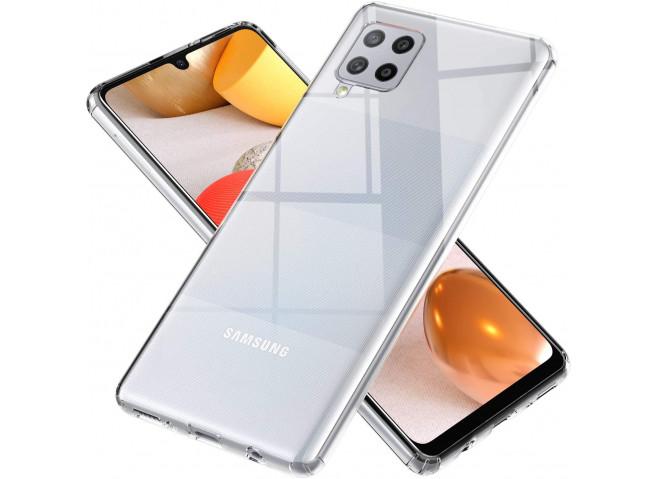 Coque Samsung Galaxy A42 5G Clear Hybrid