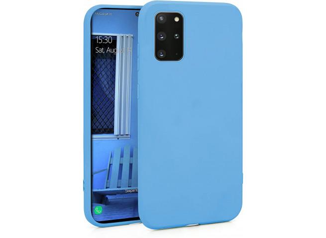 Coque Samsung Galaxy S20 Sky Blue Matte Flex