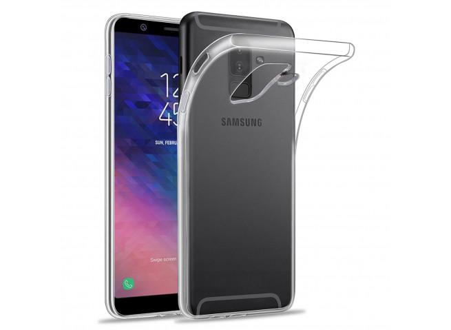 Coque Samsung Galaxy A6 2018 Clear Flex