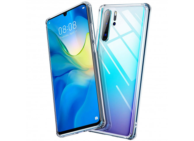 Coque Huawei P30 Pro Clear Hybrid