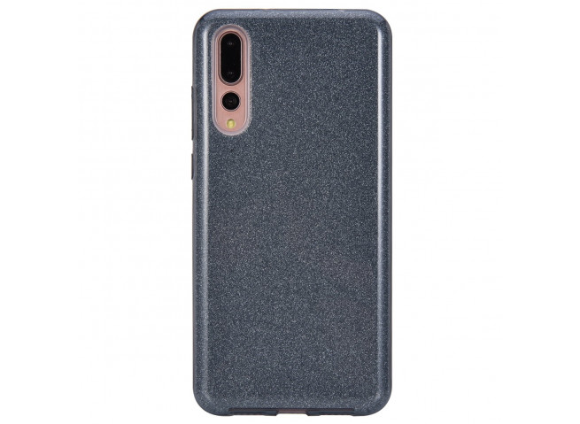 Coque Huawei P20 Pro Glitter Protect-Noir