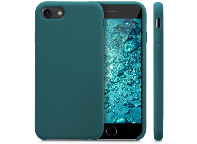 Coque iPhone 7 Plus / iPhone 8 Plus Duck Egg Blue Matte Flex