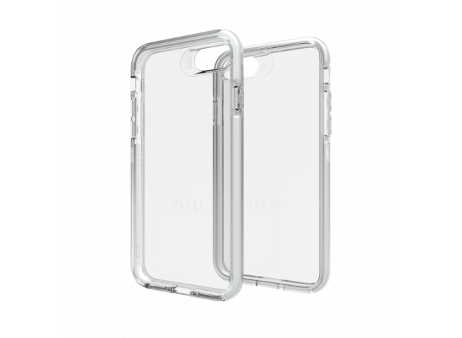 Coque iPhone 7/8 GEAR4 D30 Piccadilly-Argent