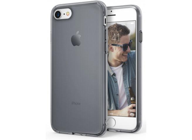 Coque iPhone 6/6S/7/8/SE 2020 No Shock Defense-Black