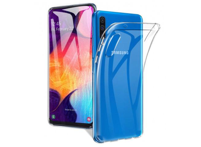 Coque Samsung Galaxy A50 Clear Hybrid