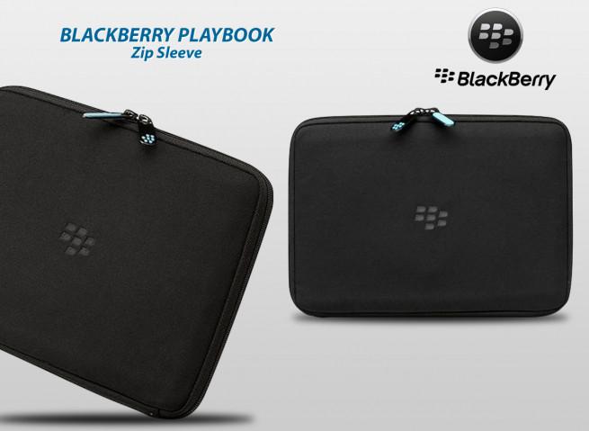 Housse BlackBerry PlayBook Zip Sleeve