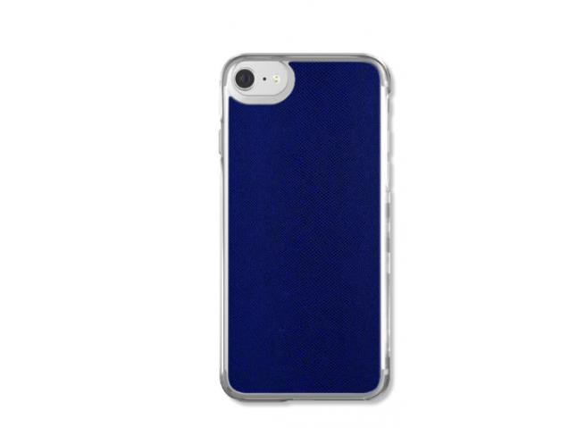 Coque iPhone X/XS La Fab Paris-Bleu