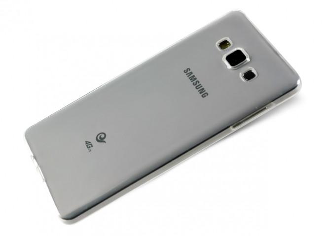 Coque Samsung Galaxy A7 Clear Flex