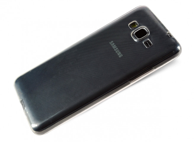 Coque Samsung Galaxy Grand Prime Clear Flex