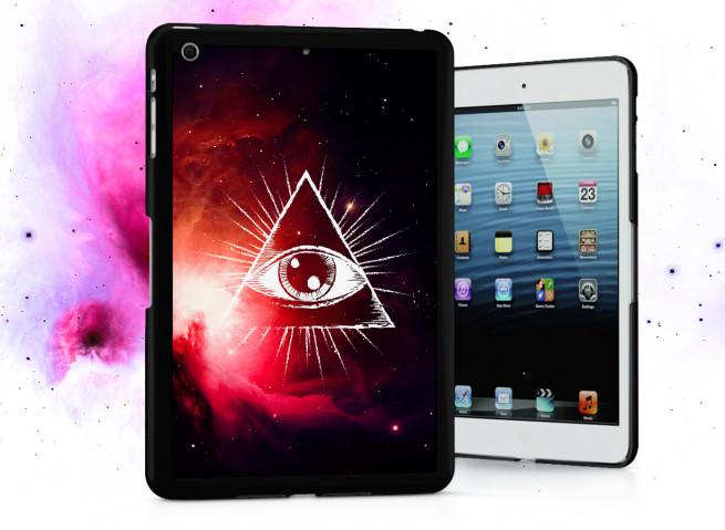 Coque iPad Mini Infinity Eye