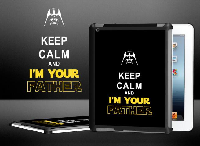 Coque iPad mini I'm your father!