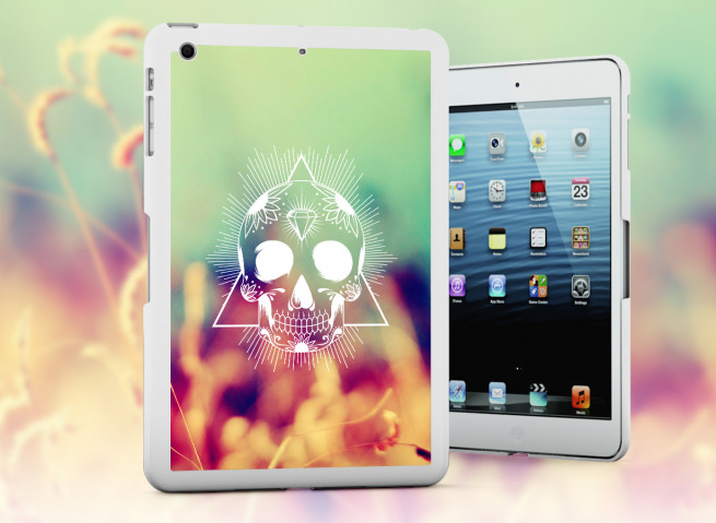 Coque iPad Mini Skull Swag