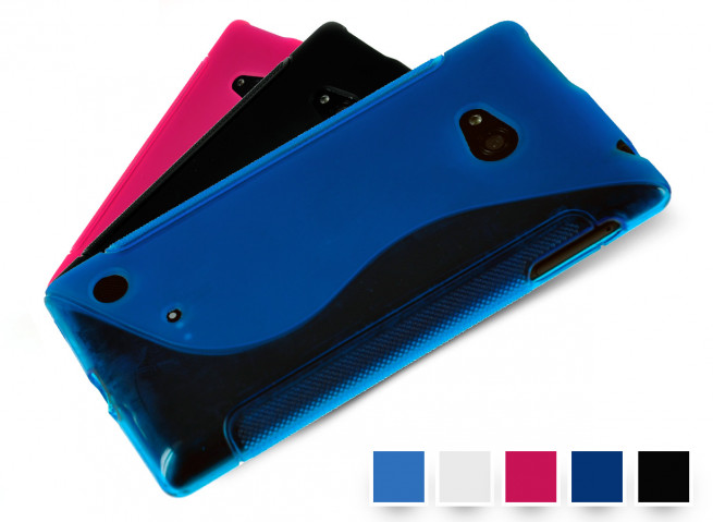 Coque Nokia Lumia 720 Silicone Grip
