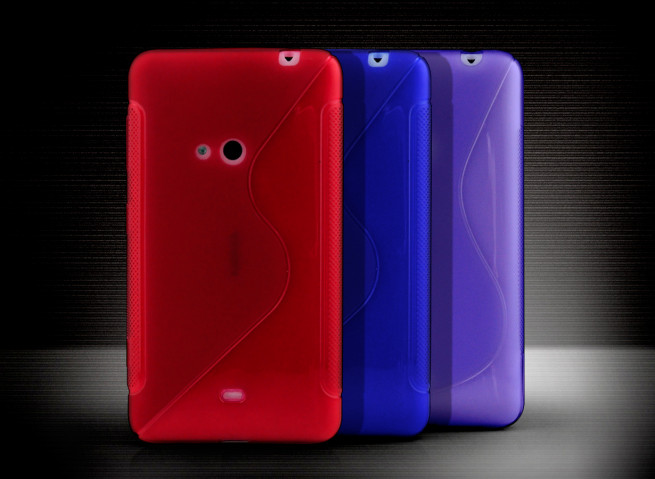 Coque Nokia Lumia 625 Grip Flex Color