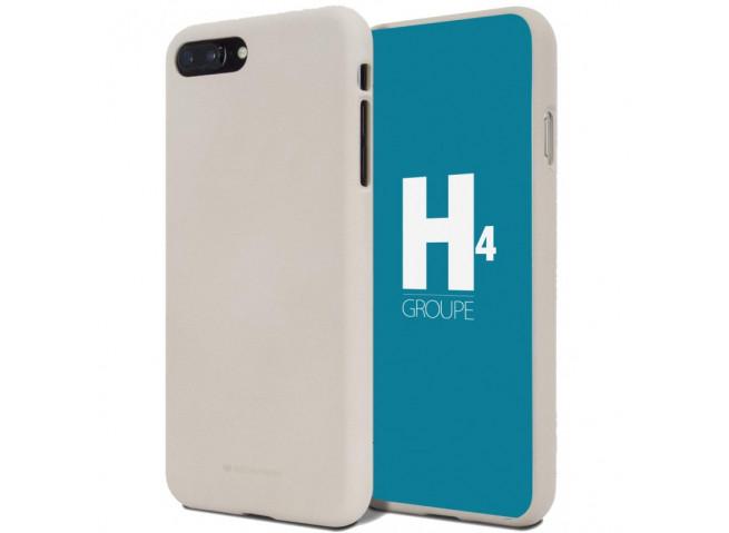 Coque Huawei Mate 20 Beige Matte Flex