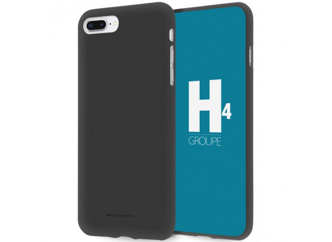 Coque Huawei Mate 20 Dark Matte Flex