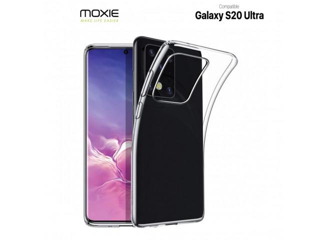Coque Samsung Galaxy S20 Ultra Clear Flex