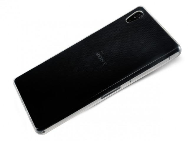 Coque Sony Xperia Z1 Clear Flex